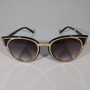 New Fantas Eyes 50MM Round Sunglasses